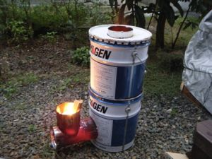 Let's Make a Rocket Stove ! ! Free Demonstration !