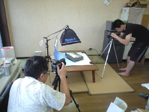 【取材】写真道場久門さま