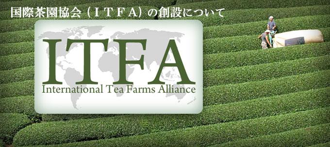 国際茶園協会(ITFA)設立にむけて ~目次~