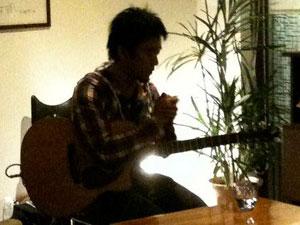 【震災支援】茶畑オーナーさまによるチャリティギターライブin仙台