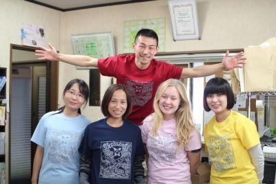<!--:ja-->オリジナル蘭字Tシャツ完成!!!<!--:-->